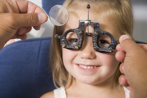 Can the wrong eye glass prescription cause a 3-year-old eyes to get worse if he is diagnosed as having amblyopia?