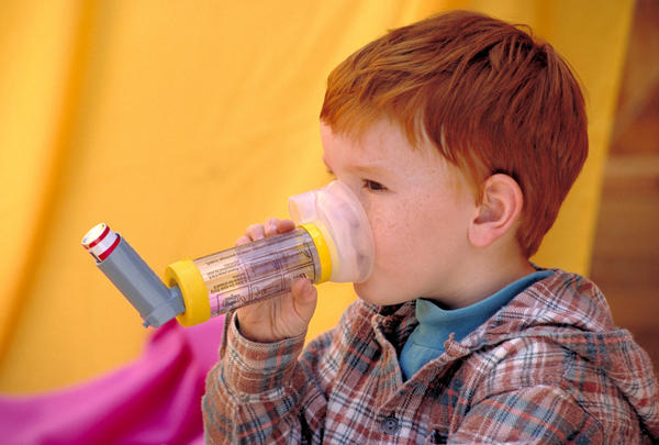 Can pneumonia cause permanent asthma?