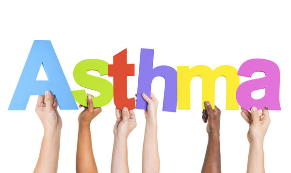 What is pediatric asthma compared to adult asthma?