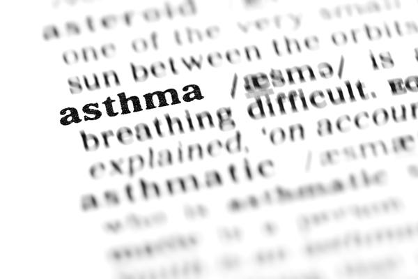 How can having asthma make you more susceptible to colds?