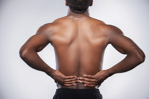 What can I do if I'm suffering with severe lower back pain?