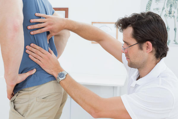 What is good for a bad back?