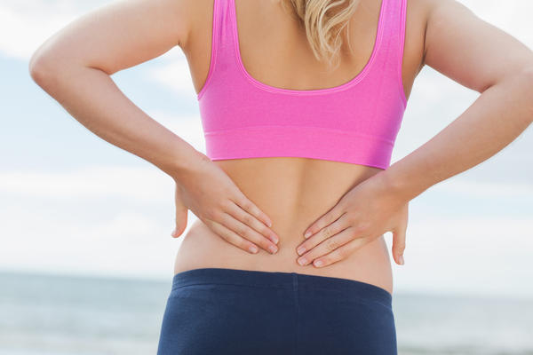 Lower Back pain left side due to muscular spasms?