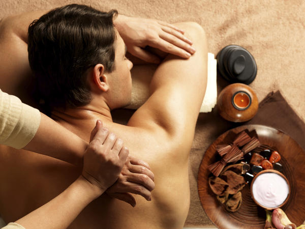 Is it harmful to do a full body massage during menses?