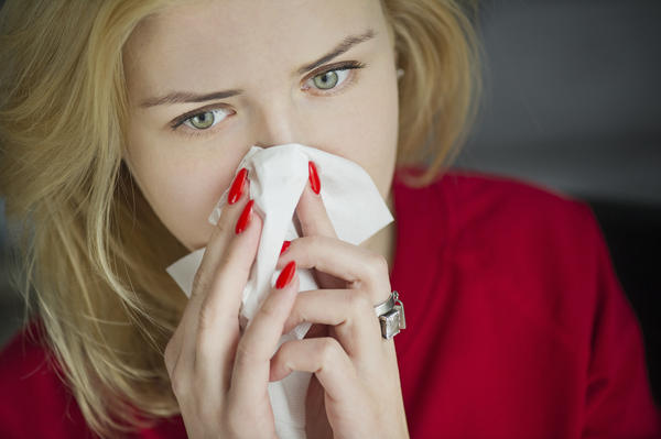 How can I heal chronic nosebleeds?