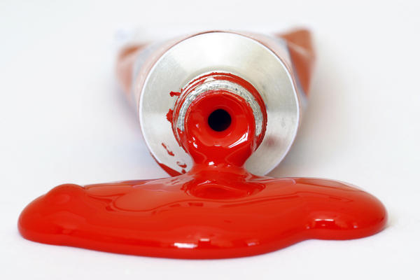 What can be the cause of bleeding gum and nose bleeds and watery eyes?