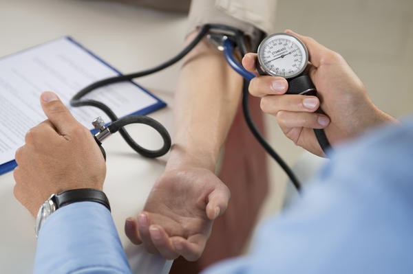 Does your blood pressure stay high with preeclampsia or will it go back to normal and go back high?