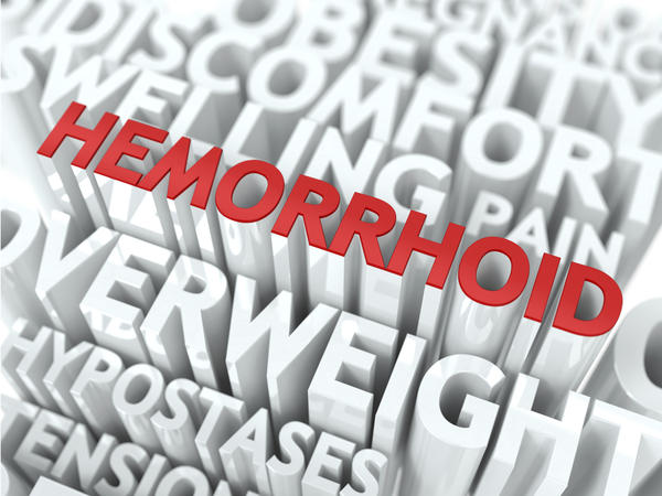 Does oinment heal external hemorrhoid?