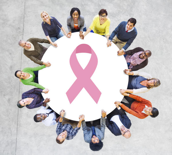 Are chronic leukemia and breast cancer related?