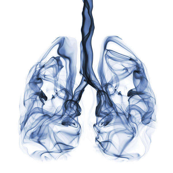 I have on and off shallow breathing and difficulty catching my breath. My mum died of lung cancer, should I be worried?