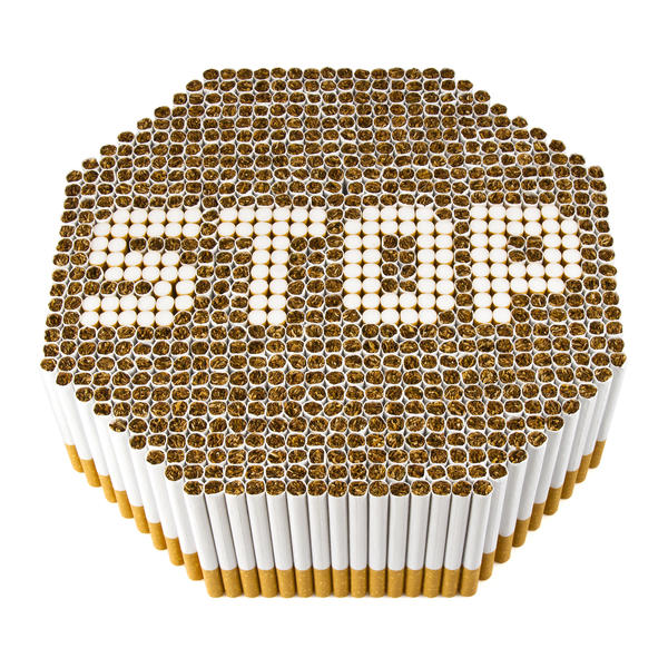 How can you quit smoking without using the patch or gum?