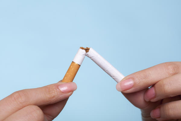 What are some negative effects of teen smoking?