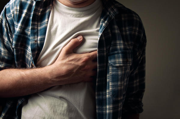 Is it okay to take aspirin when having a chest pain?