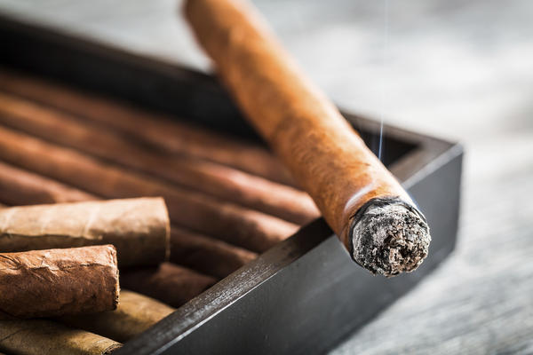 Is smoking one cigar going to effect you badly?