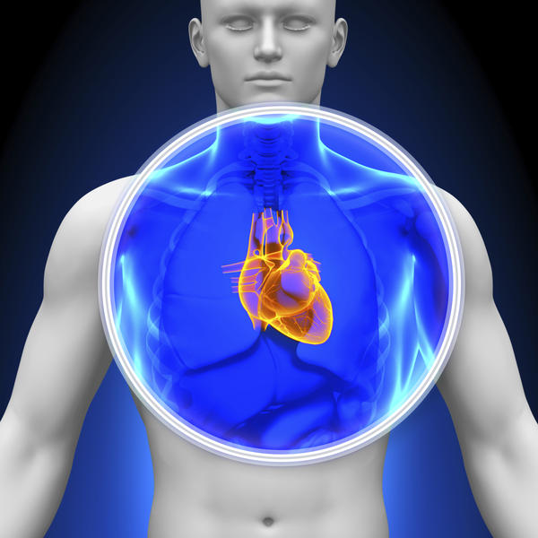 What are signs of an underlying heart disease?