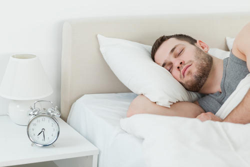 How can I break my biphasic sleep pattern?