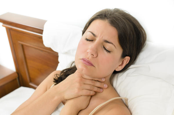 Can you please recommend some effective natural means for getting rid of a sore throat and cough?