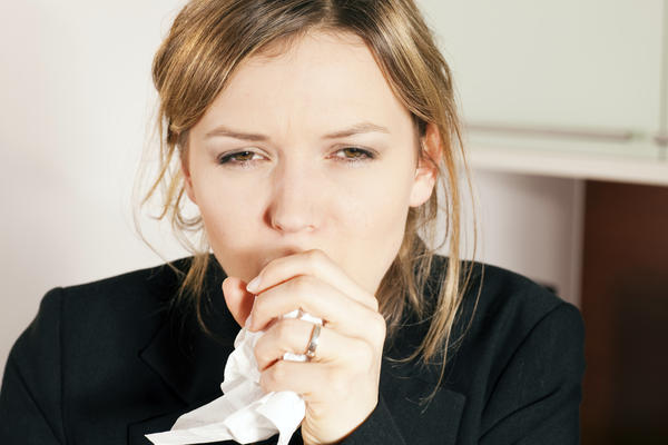 What is the best cure for a persistent cough?