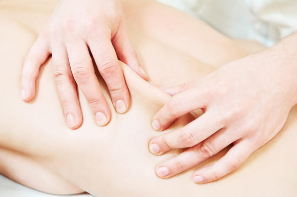 Would massage help a spasming muscle in your head?  Could it stop it spasming?