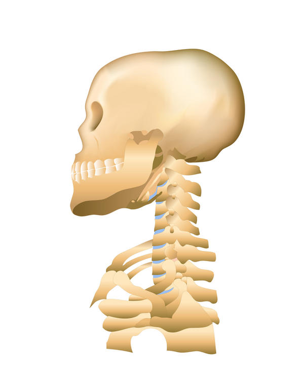 Cervical spine pain and sensitive to touch. My bones feel like they are crunching together. What do I do?