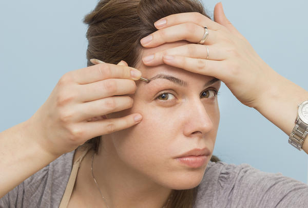 Does your face have to be 100% clear of zits before treatment from a co2 laser?