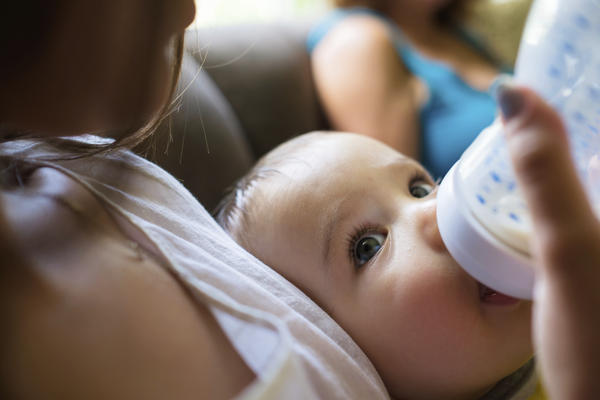 Is it okay to take nacl during breastfeeding?