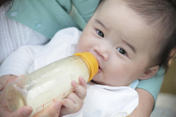 What to do about excessive formula feeding during growth spurt?