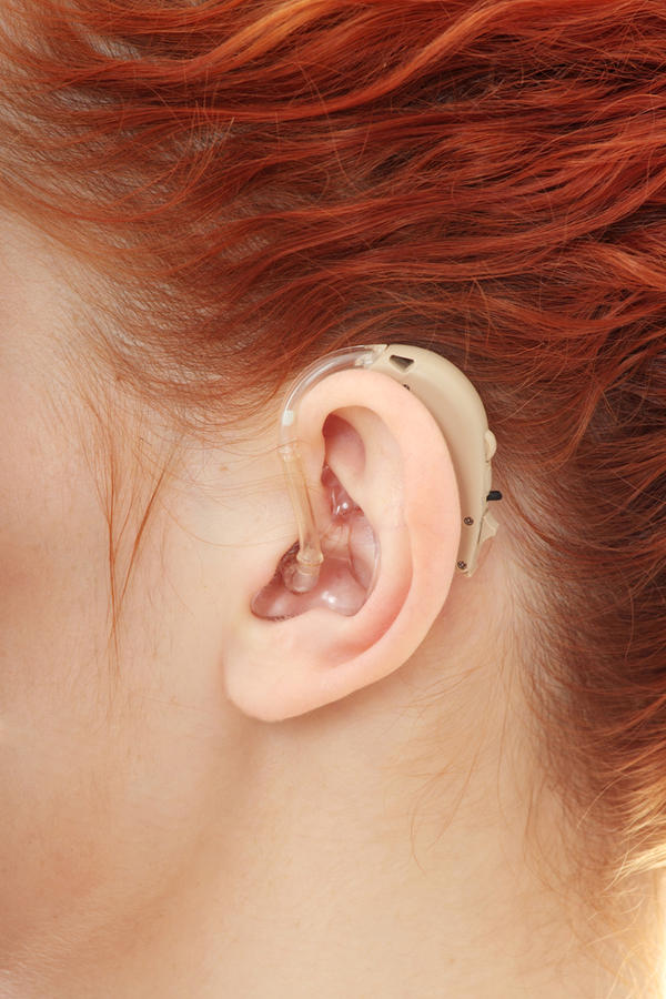 How to keep hearing aids from falling out?