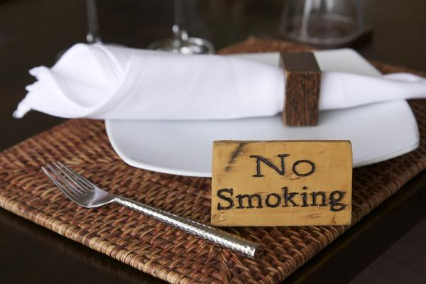 Is second hand smoke dangerous for someone who is recovering from a pulmonary embolism?