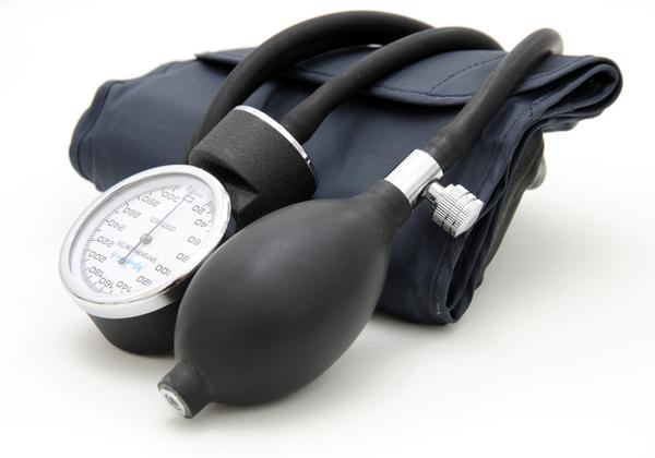 What blood pressure reading is considered too low?