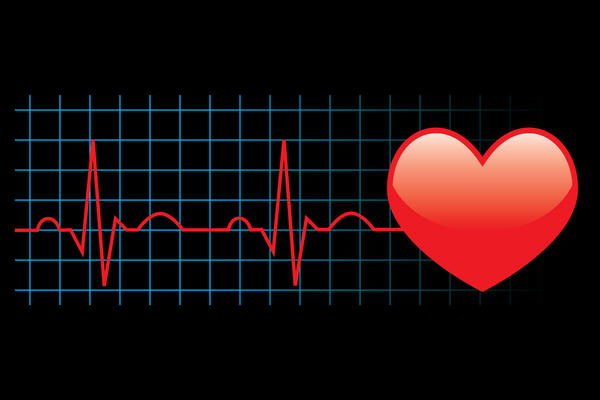 Can taking beta blockers for a year be cause  an irregular heartbeat?