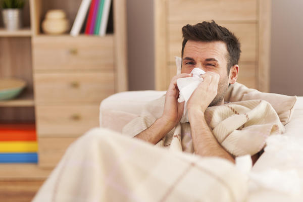 I have flu like symtoms, should I work or take the day off?