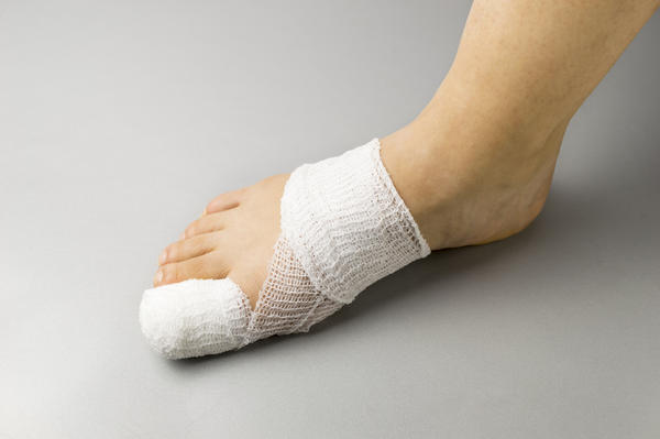 What are the tests for Foot drop?