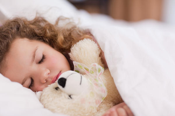 How long does it take to get ddavp (desmopressin) for bedwetting out of a child's system ?