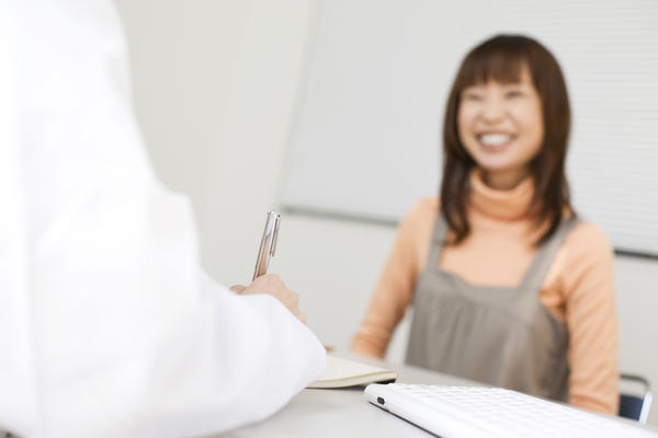 What happens in a typical gynecologist appointment?