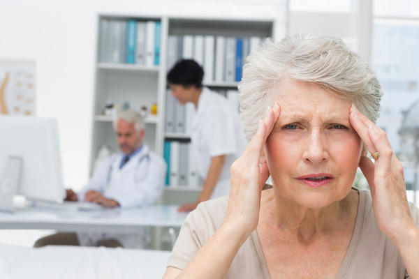 Please help! what is the medical name for visual disturbances during a migraine?