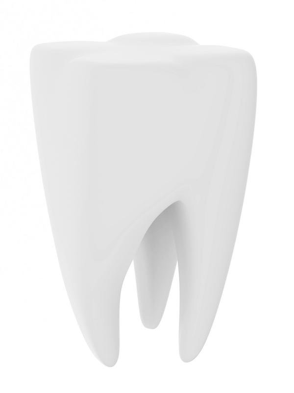 What's considered an impacted tooth?