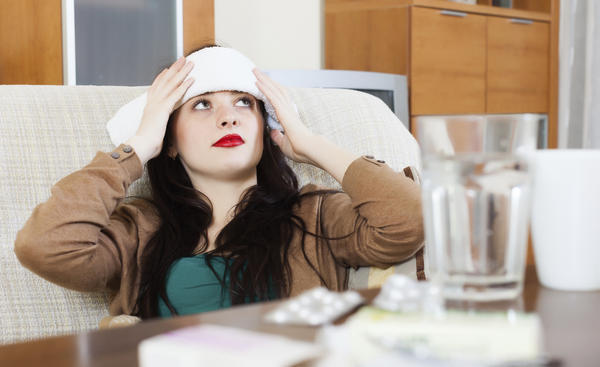 What causes one sided headaches?