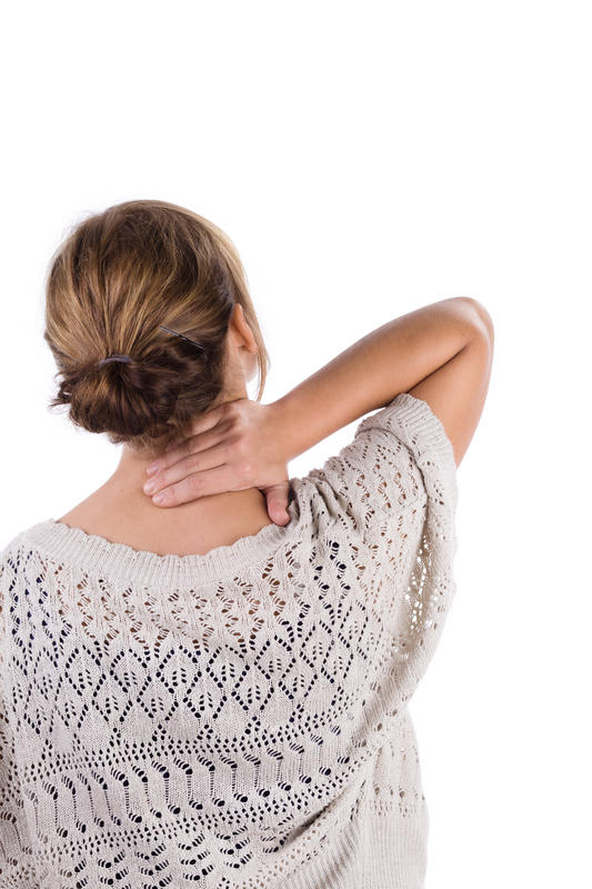 Could neck pain caused by a car accident cause facial pain?