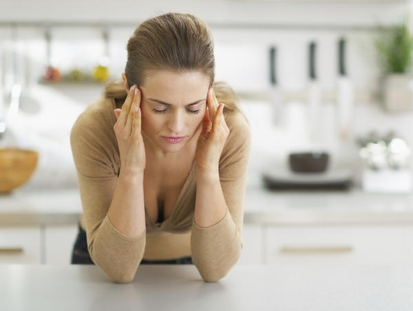 What is actually hurting during a migraine headache?