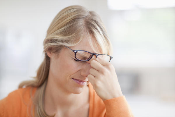 Can there be any medication for constant stress headaches?