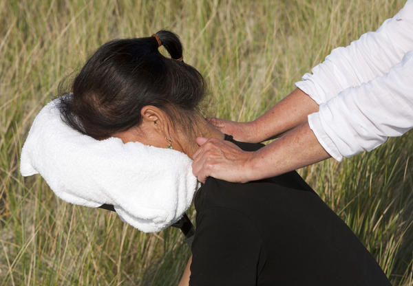 Can i massage a soft tissue injury?
