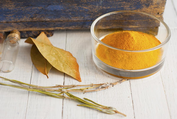What does turmeric tea can do to your body and they also says that it can regulate your cycle?