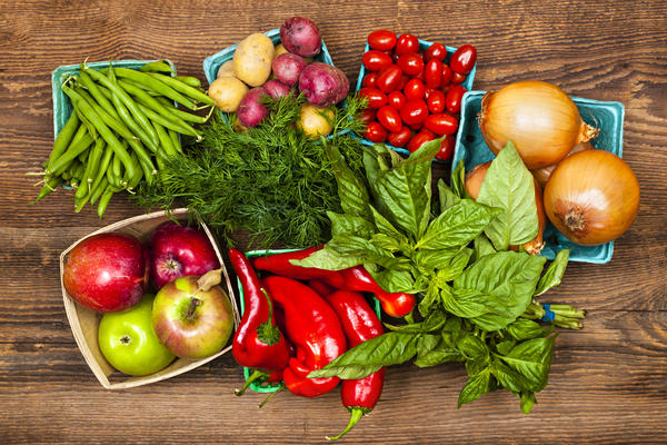 What is a good healthy vegetarian diet for a diabetic?
