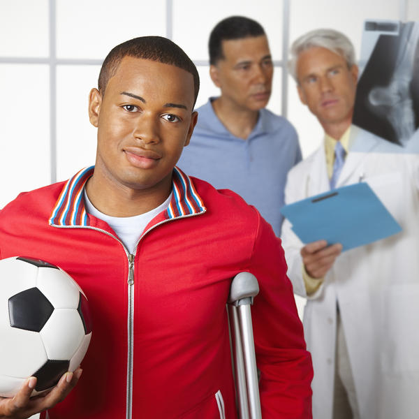 What is a naturopathic sports doctor?