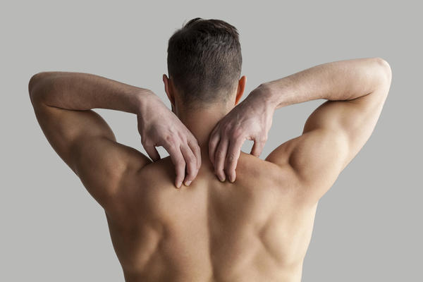 Hello sir. I noticed a bony lump on the top of my left shoulder bone. It's not paining though. I lift weights in the gym. Should I be concerned?