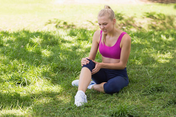 I m diabetic and have knee pain when I put pressure on my knee joint?