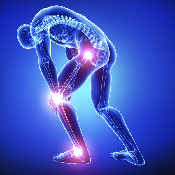 What causes joint stiffness?