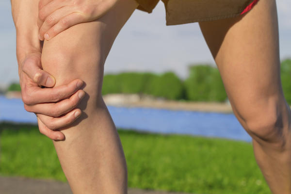 I have pain running down the side of my right thigh from my gluteus maximus to my knee. How do I treat this? Thanks Warren
