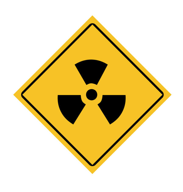 Is radioactive medicine safe for someone with rheumatic heart disease?